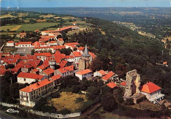 Castelnau ; vue 1