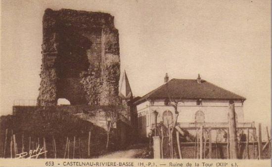 La tour de Castelnau