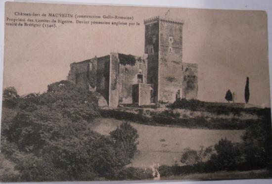 Château-Fort de Mauvezin (65)